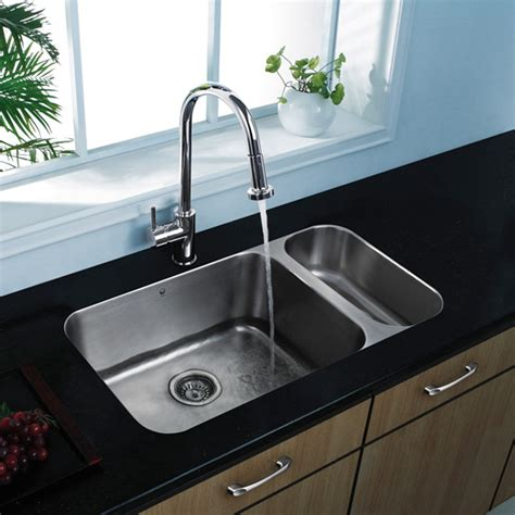 Installation Of Kitchen Sink Brilliant 60 Undermount Kitchen Sinks Installation Design Decoration Of Griffin Undermount
