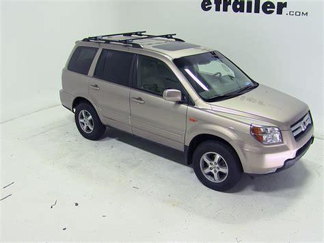 yakima roof rack for honda pilot 2007 etrailer