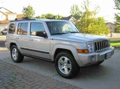 automobile air conditioning service 2008 jeep commander head up display purchase used 2008 jeep commander v8 4x4 perfect condition in ogden utah united states