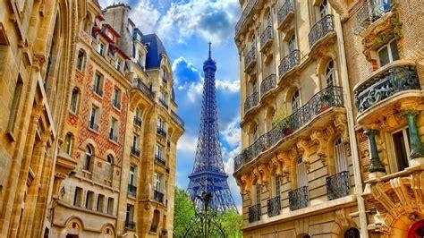 Paris Street Corner View HD Wallpaper   WallpaperFX