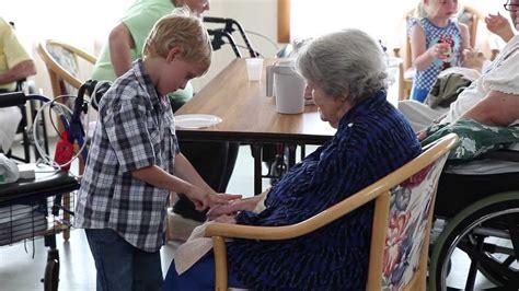 Church Of Nursing Home by Riverside Church Nursing Home Visit