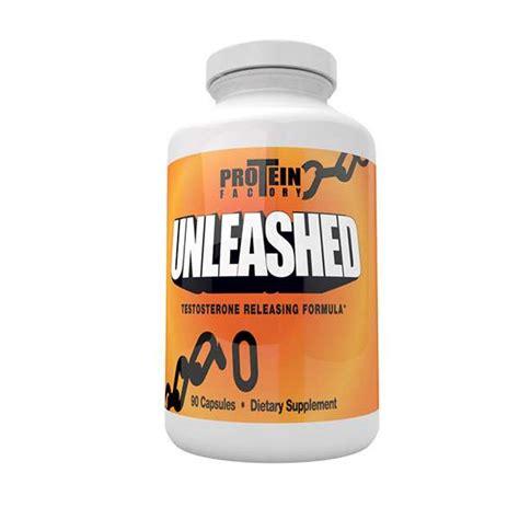 Suplemen Testosteron unleashed high potent testosterone supplement