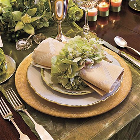place setting ideas how to set a stunning table southern living