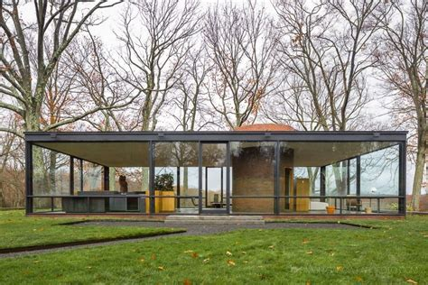 the glass house new canaan gillo dorfles racconta new york artribune