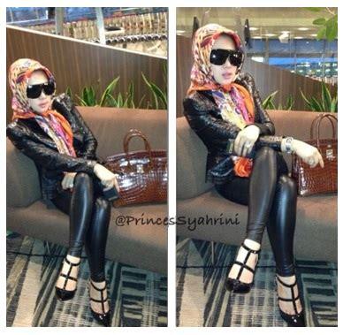Jaket Semi Kulit Wanita Casual Hitam 0089 jaket kulit syahrini murah