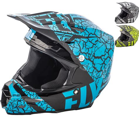 fly racing motocross fly racing 2018 f2 carbon fracture motocross helmet