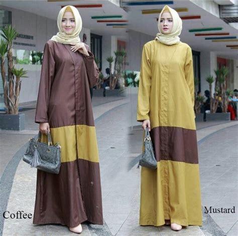 Fashion Muslim Gamis 119793 Gamis Pesta Anastya Navy Berkualitas gamis baloteli polos abaya lamia baju muslim murah