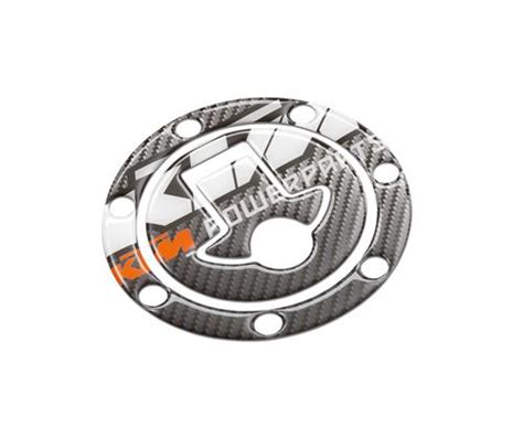 Ktm Powerparts Aufkleber by Ktm Power Parts Tankdeckel Aufkleber 90107909000
