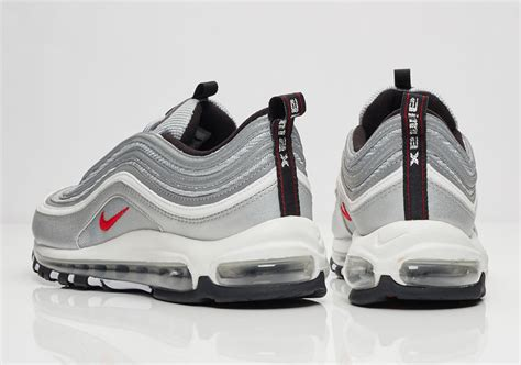 Nike Air Max 97 Silver Bullets where to buy nike air max 97 silver bullet sneakernews