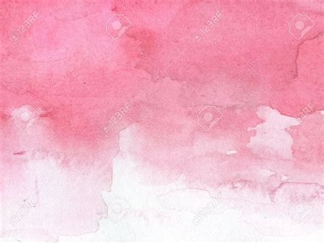 Water Color Pink abstract and pink watercolor background stock photo