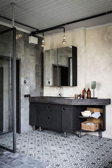 bagno originale bagno stile industriale 25 idee di arredo dal design