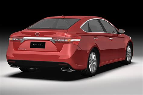 toyota automobile models 2013 toyota avalon 3d model vehicles 3d models vehicles