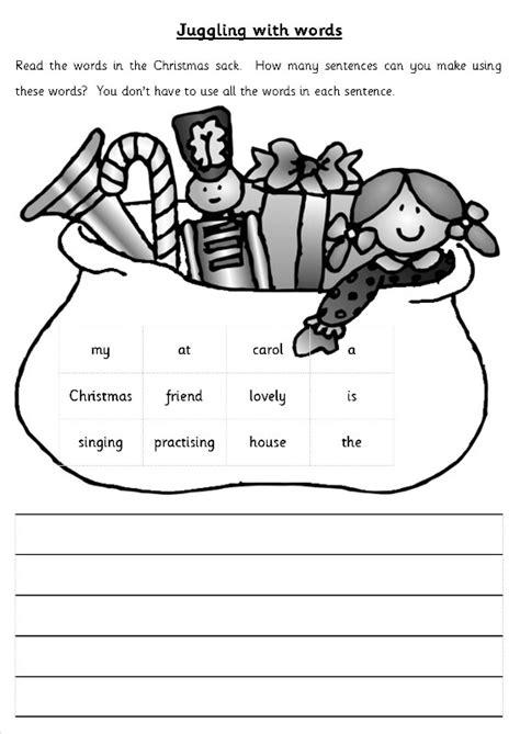 printable grammar games ks2 ks1 ks2 sen ipc christmas spag activity booklets