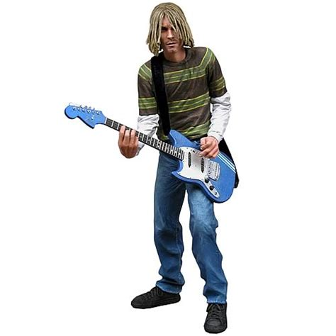 figure kurt cobain dead rock and roll figures plastic corpse