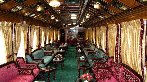 Home Decor Europe by 6 Luxury Train Journeys To Discover India Architectural