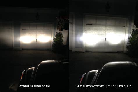 Philips NEW X treme Ultinon LED Headlight bulb (H4