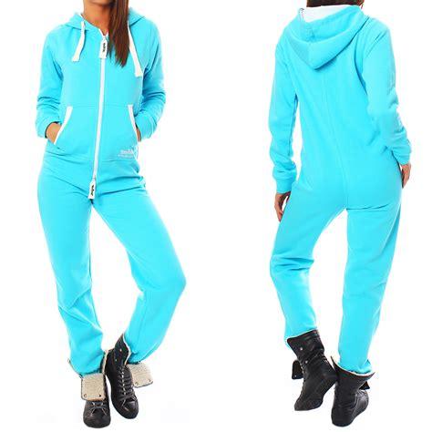 Overall Damen by Finchgirl Damen Jumpsuit Jogger Einteiler Anzug