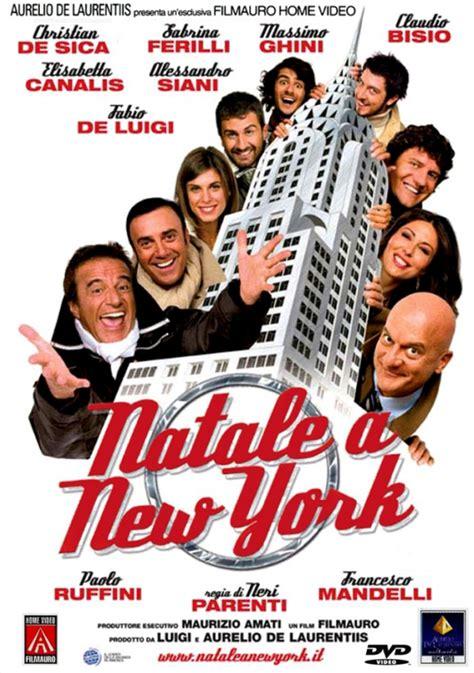 film natale italiani frasi del film natale a new york