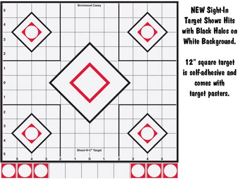 printable long range shooting targets shoot n c 171 daily bulletin