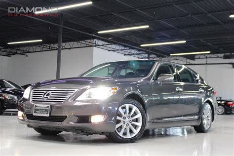 how cars engines work 2010 lexus sc parking system 2010 lexus ls 460 l stock 001418 for sale near lisle il il lexus dealer
