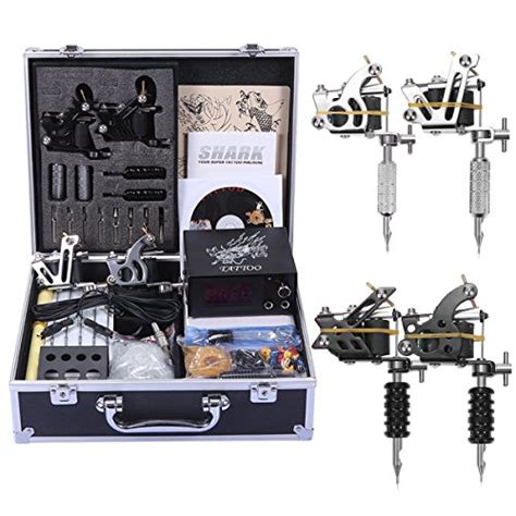 tattoo kits amazon top 10 professional kits best machines guns 2018