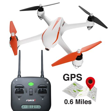Drone Gps f200c specter gps 1080p brushless drone force1rc