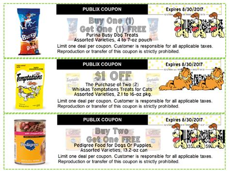 free printable grocery coupons publix new publix pet coupons for august printable too