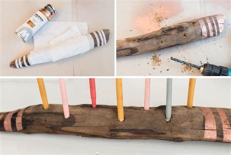 Kerzenhalter Treibholz by Diy Kerzenleuchter Aus Treibholz Leelah