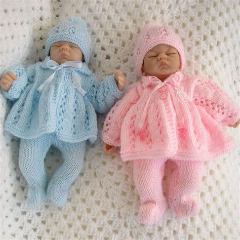 baby doll clothes knitting patterns image result for 10 quot crochet reborn doll patterns