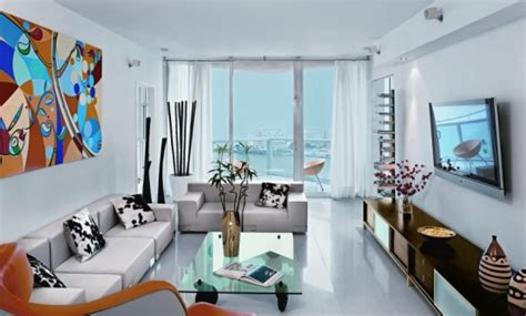 extremely modern and cool apartment un petit appartement moderne 224 miami par federica bisazza