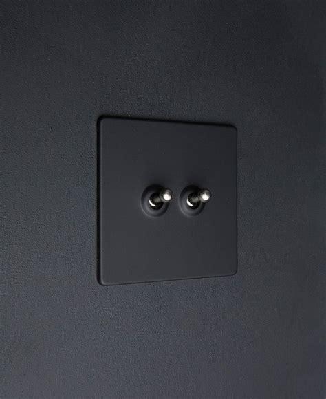 black on light switch toggle light switch 2 toggle black designer light switches