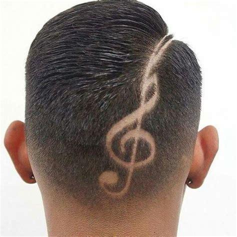 peinados con l 237 neas o rayas para hombres de peinados