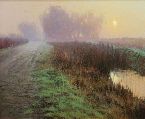 gray green oil landscape 24 pastel paints n132520 241 17 best images about art landscapes on pinterest
