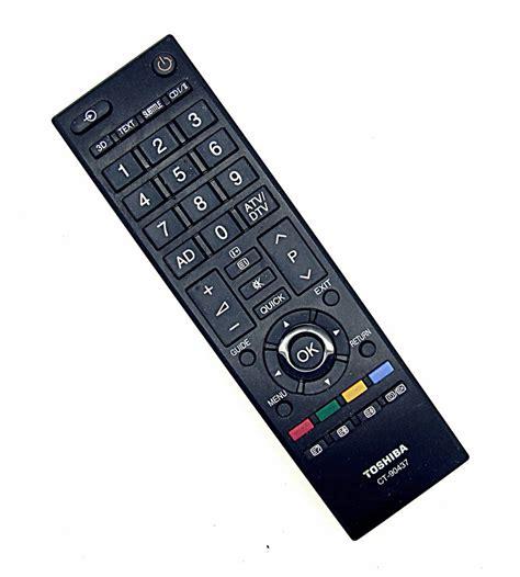 Remote Tv Toshiba Original original toshiba ct 90437 remote onlineshop for