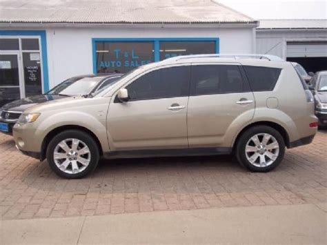 mitsubishi outlander xls for sale 2008 mitsubishi outlander xls awd 4dr suv for sale sioux