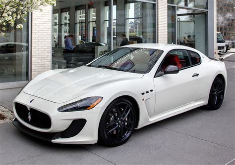 maserati granturismo 2012 maserati granturismo mc priced from 143 400