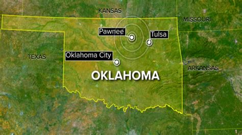 earthquake oklahoma oklahoma oil regulators mull new restrictions after quake
