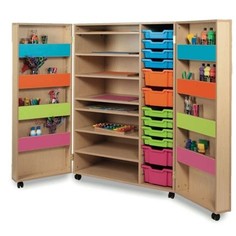 arts and craft storage for arts and crafts storage cabinet storage designs