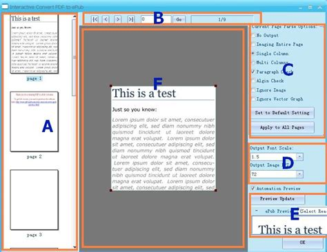 pdf to ebook format how to convert complex pdf to epub format