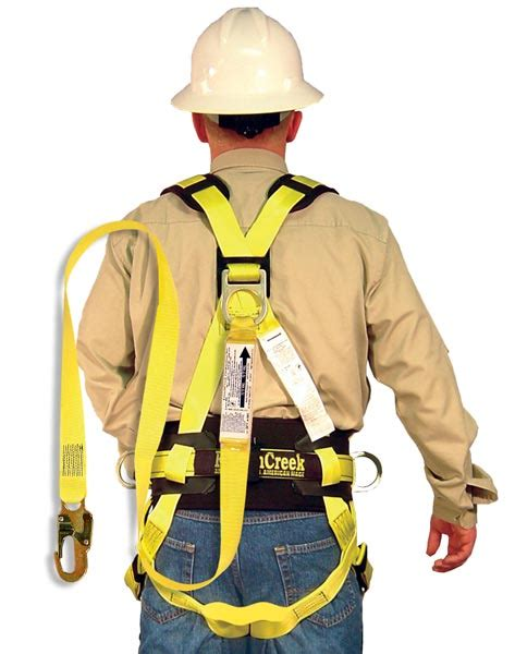 Fulbody Harnes harness model 853ab 491a 400 from frenchcreek production