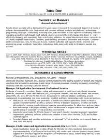 Construction Engineer Sle Resume by Management Engineering Resume Sales Engineering Lewesmr