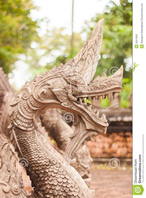 dragon naga laos royalty  stock photography image