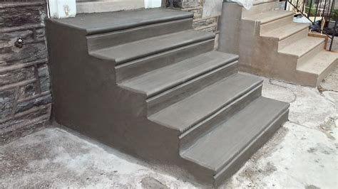 woodwork forums pouring concrete steps with bullnose look woodworkerszone