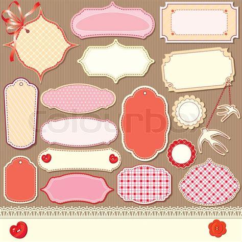 Etiketten Design Vorlage Etikett Vorlage Vintage B 252 Rozubeh 246 R