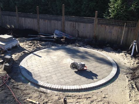 Cutting Patio Pavers Ronse Massey Developments How To Cut A Curve In Concrete Pavers