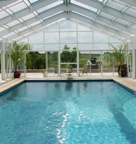 swimming pool enclosures residential pool enclosures crystal structures