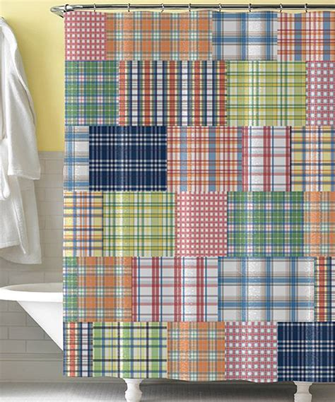 checkered shower curtain curtain amazing plaid shower curtain remarkable plaid