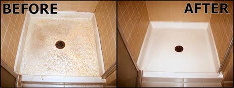 Cleaning Stained Bathtub Shower Pan Shower Pan Sizes In Perfect Shower Bases Pans