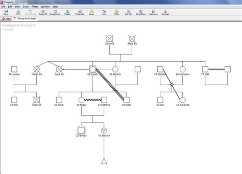 community genogram template hromov635 genogram software free