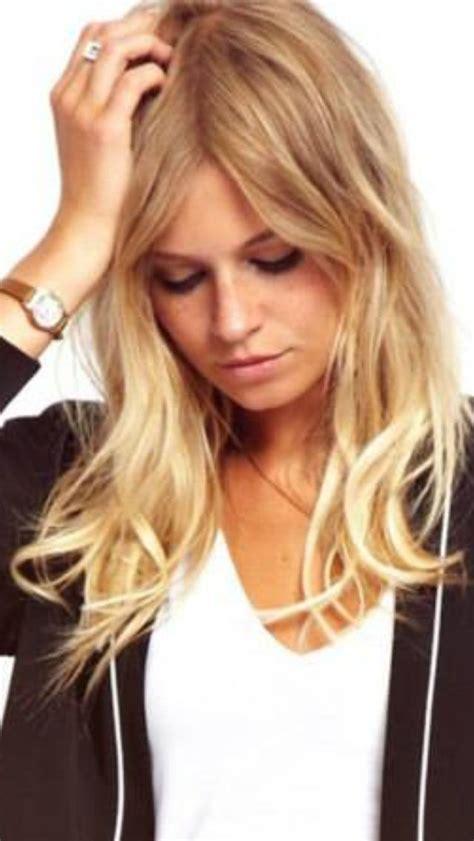 dyed blonde hairstyles blonde dip dye hair pinterest end of bleach and dips